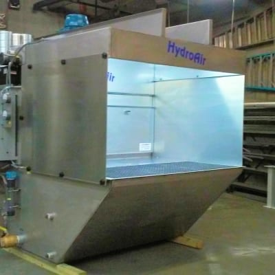 Meridian 6 Booth for Magnesium